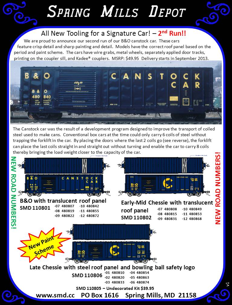 SMD Canstock Second Run Flyer